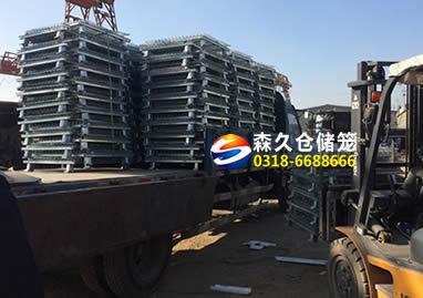 北京宋总仓储笼发货
